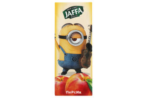 Сік персик Jaffa Kinder с/б 0,2л