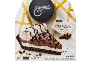 Edwards Hershey's Chocolate Crème Pie
