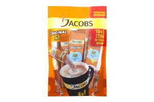 Напій кавовий Jacobs 13х12г 3в1