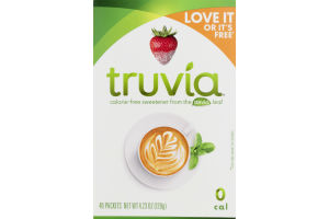 Truvia Calorie-Free Sweetener - 40 CT