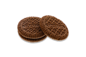 Печиво цукрове З какао Yarych кг