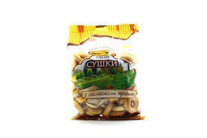 Сушки Київхліб з італійськими травами 300г x16