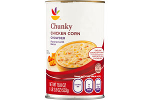 Ahold Chunky Chicken Corn Chowder