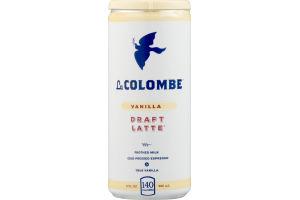 La Colombe Draft Latte Vanilla