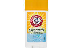 Arm & Hammer Essentials Deodorant Clean