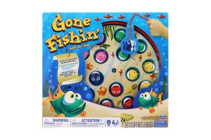 Гра настільна для дітей від 4років №SM98269/6033312 Gone Fishin' Spin Master 1шт