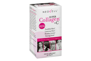NeoCell Super Collagen +C Dietary Supplement - 90 CT