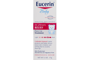 Eucerin Baby Eczema Relief Flare-Up Treatment