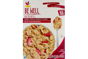 Ahold Be Well Cereal Berry