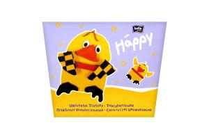 Платочки бумажные универсальные двухслойные Happy Baby Bella 80шт
