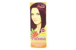 Крем-краска для волос Рябина Божоле №036 Acme Color