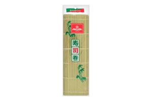 Килимок для приготування суші бамбуковий Akura 1шт