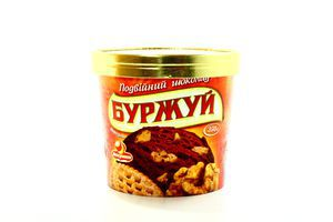 Мороженое Буржуй Двойной шоколад ст Ласунка 230г