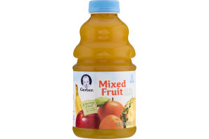 Gerber Juice From Concentrate Mixed Fruit