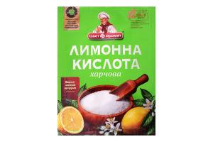 Лимонна кислота ЦветАромат м/у 20г