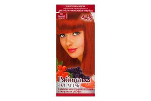 Маска тонирующая для волос №735 Медный тициан Рябина Ton Acme Color 1шт