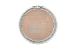 Пудра компактная All Matt Plus №010 Catrice 10г