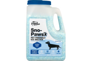 Diamond Crystal Sno-Paws Pet Friendly Ice Melt