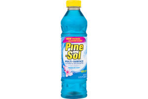 Pine-Sol Multi-Surface Cleaner & Deodorizer Sparkling Wave