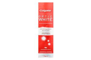 Зубная паста Искрящаяся Мята Optic White Colgate 75мл