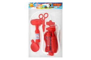 Набор игрушечный для детей от 3лет №59239 Доктор №8 Polesie 1шт