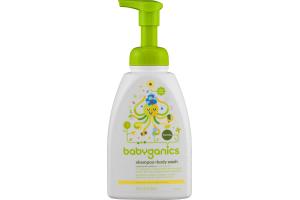 Babyganics Extra Gentle Shampoo + Body Wash Chamomile Verbena