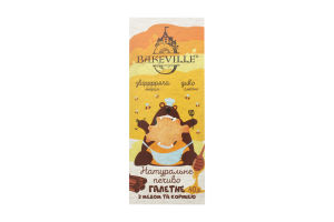 Печенье галетное с медом и корицей Bakeville к/у 40г