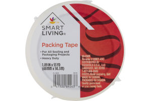 Smart Living Packing Tape