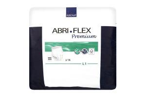 Трусики-підгузники для дорослих Abri Flex Premium L1 Abena 14шт