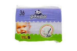 "Підгузники ""PANDA"" junior 36шт /Bella/"