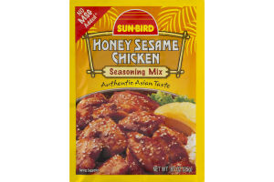 Sun-Bird Honey Sesame Chicken Seasoning Mix