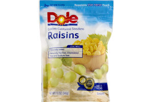 Dole Golden California Seedless Raisins