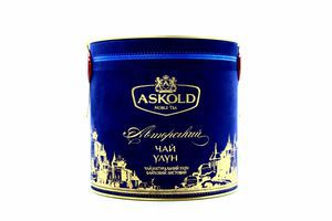 Чай улун байховый листовой Авторский Askold 100г