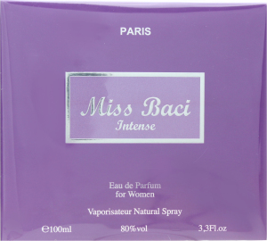 Laura Baci Miss Baci Intense жін.п/вода 100мл