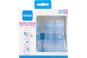 MAM Anti-Colic Bottle 0+ Months - 2 CT
