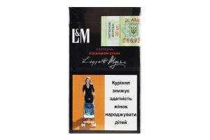 Сигареты с фильтром Double Mix Loft L&M 20шт