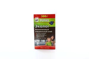 Клей для флизелиновых обоев Эколог Pufas 300г