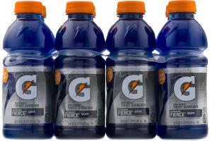 Gatorade G Fierce Thirst Quencher Grape - 8 CT
