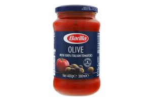 Соус Оливковый Barilla с/б 400г
