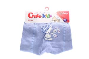 CONTE-KIDS TIP-TOP Колготи дитячі р.62-74 331 світлий джинс