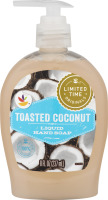 Ahold Toasted Coconut Liquid Hand Soap