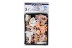 Коктейль морской сырой замороженный Polar Seafood лоток 250г