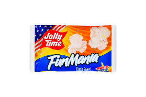 Попкорн для микроволновой печи FunMania Jolly Time м/у 100г