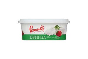 Сир 35% розсільний Бринза Premialle п/у 250г