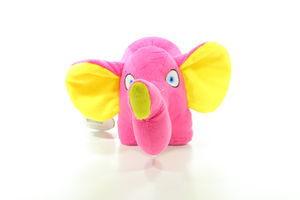 Іграшка м'яка Слоник Зірочка Тигрес СЛ-0014