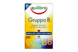 Добавка диет Equilibra Gruppo B Комплекс витамин В
