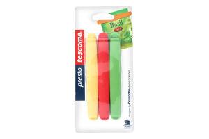 Затиски для пакетів Tescoma Presto 12см 6шт. 420754 х6