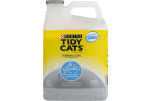 Purina Tidy Cats Litter Clumping For Multiple Cats With Glade