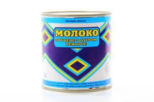 Молоко сгущенное с сахаром Первомайск ж/б 370г