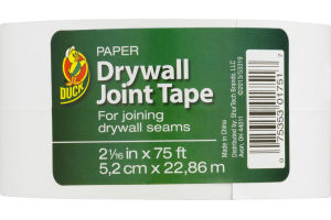 Duck Paper Drywall Joint Tape